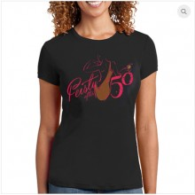 Feisty After 50 T-Shirt